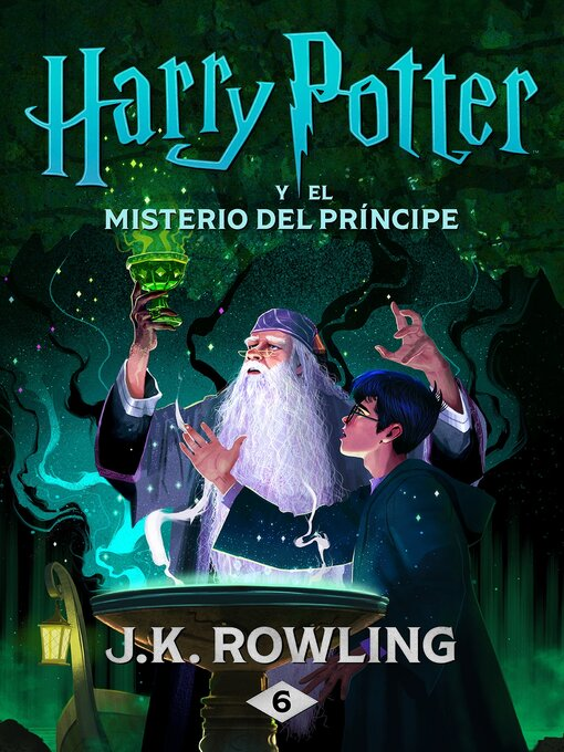 Title details for Harry Potter y el misterio del príncipe by J.K. Rowling - Wait list