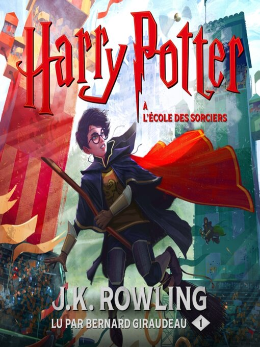 Cover of Harry Potter à L'école des Sorciers