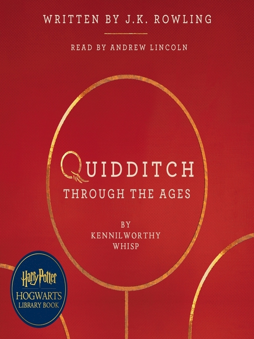 Title details for Quidditch Through the Ages by J. K. Rowling - Available