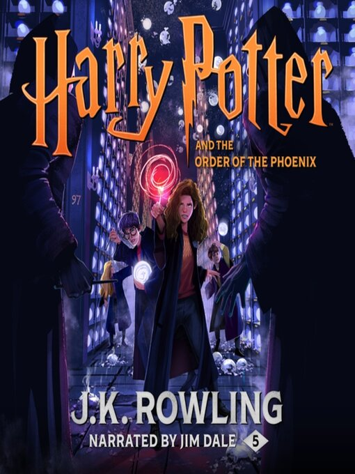 Cover image for book: Harry Potter and the Order of the Phoenix