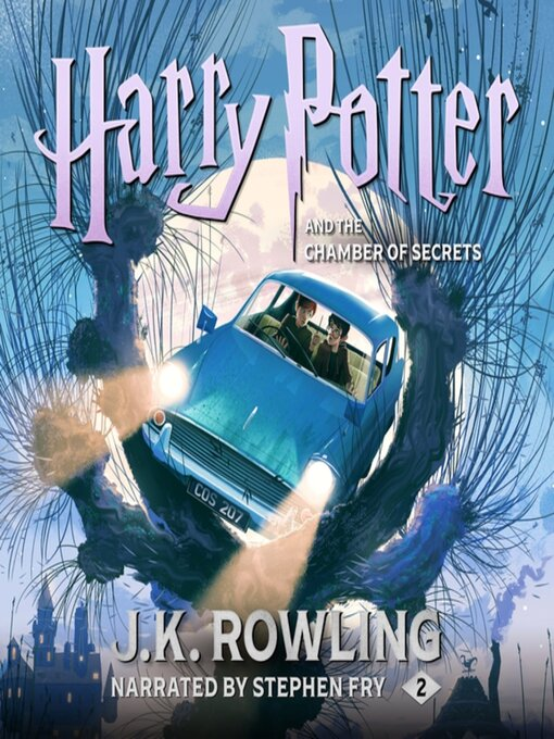 Title details for Harry Potter and the Chamber of Secrets by J. K. Rowling - Wait list