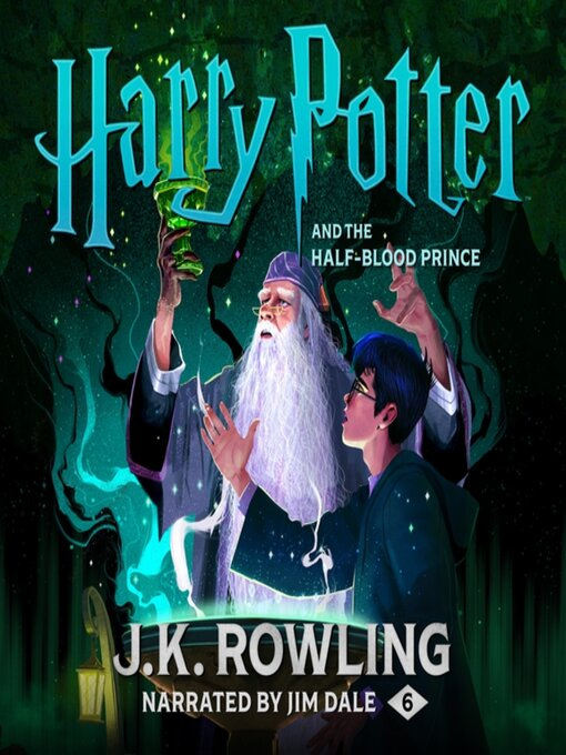 Cover image for book: Harry Potter and the Half-Blood Prince