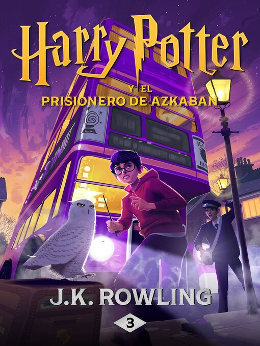 Title details for Harry Potter y el prisionero de Azkaban by J.K. Rowling - Wait list