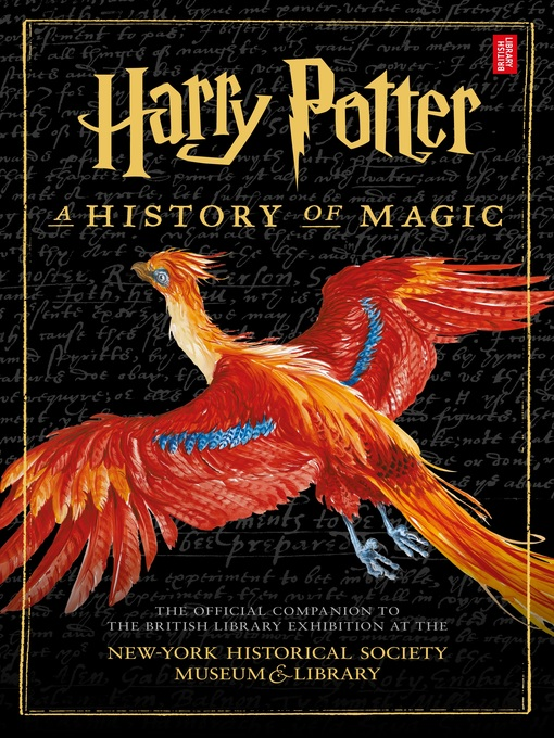 Title details for Harry Potter: A History of Magic by British Library - Available