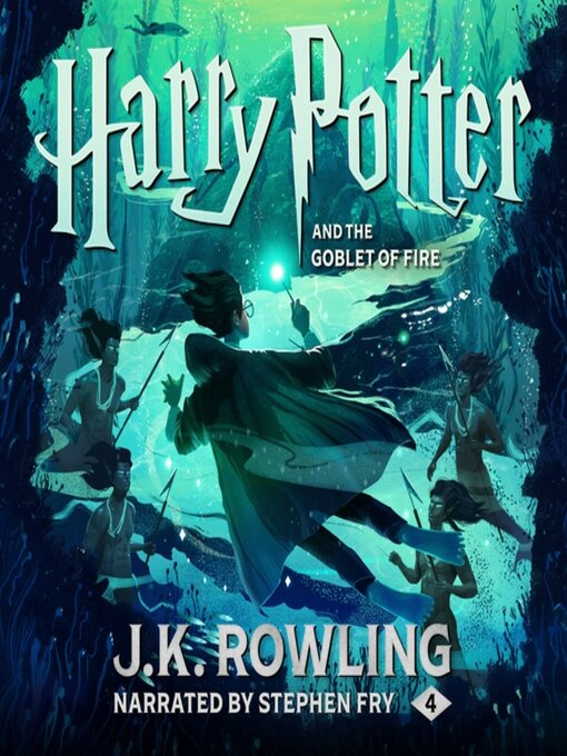 Title details for Harry Potter and the Goblet of Fire by J. K. Rowling - Wait list
