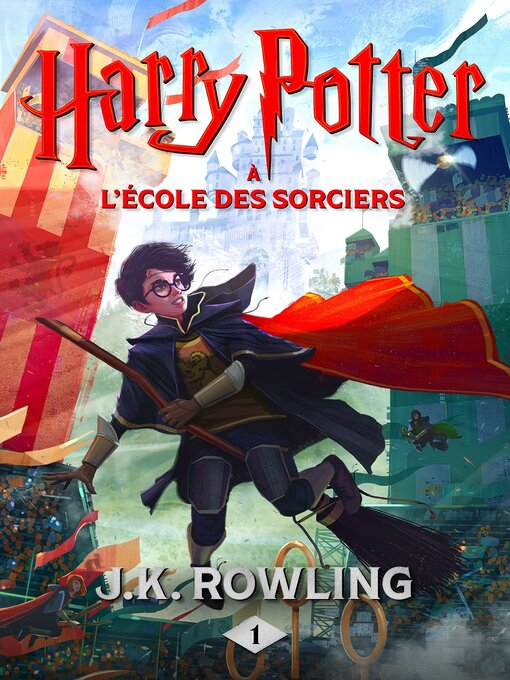 Title details for Harry Potter à l'École des Sorciers by J. K. Rowling - Wait list