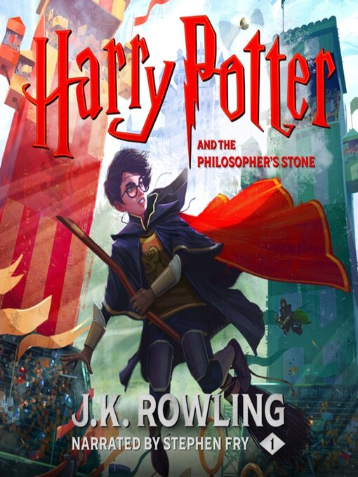 Title details for Harry Potter and the Philosopher's Stone by J. K. Rowling - Wait list