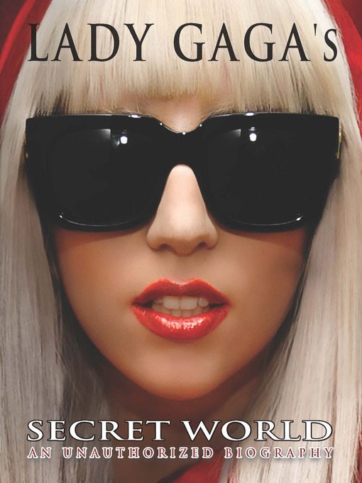 Cover of Lady Gaga's Secret World