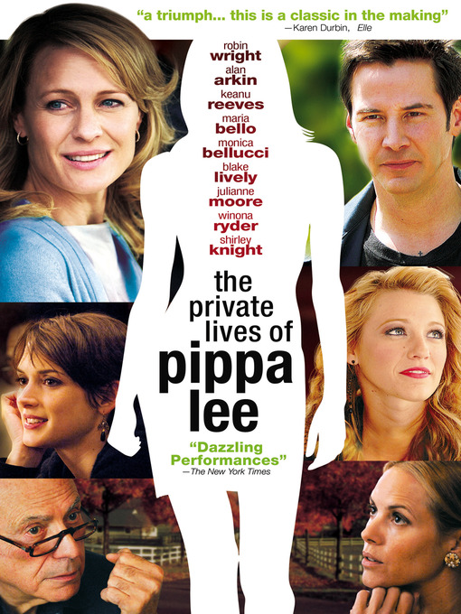 Title details for Private Lives of Pippa Lee by Rebecce Miller - Available