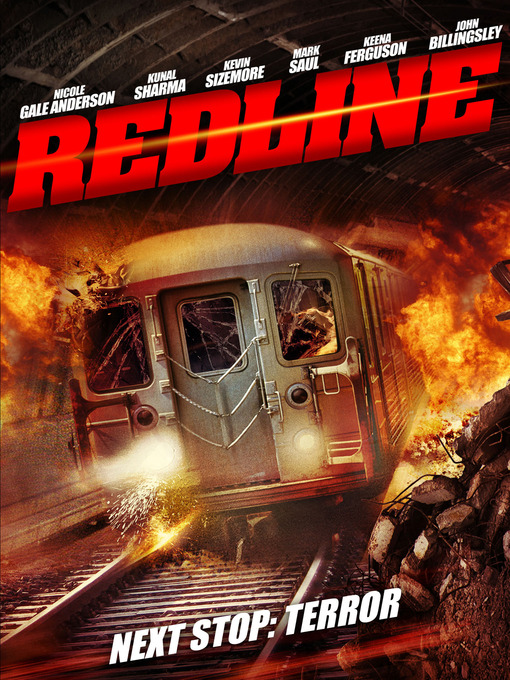 Title details for Red Line by Robert Kirbyson - Available