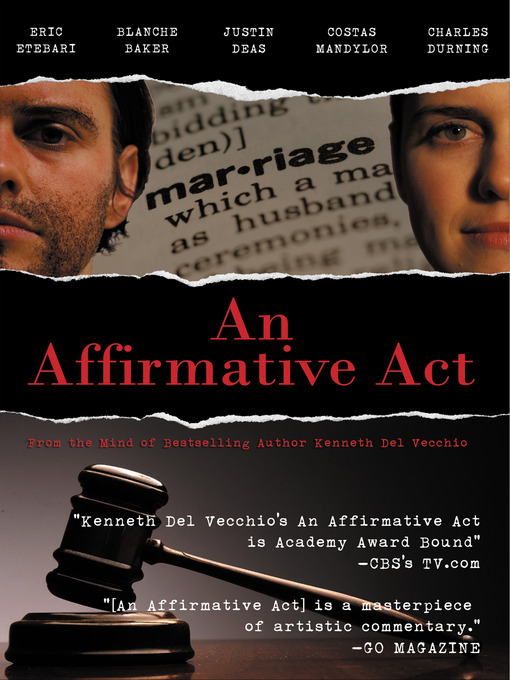 Title details for An Affirmative Act by Jana Mattioli - Available