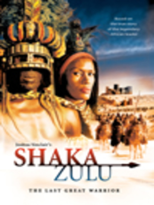 Cover of Shaka Zulu