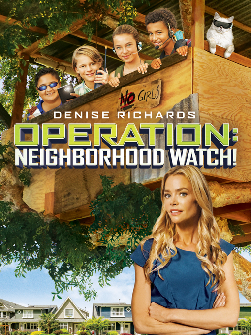 Title details for Operation: Neighborhood Watch! by Mark Cartier - Wait list