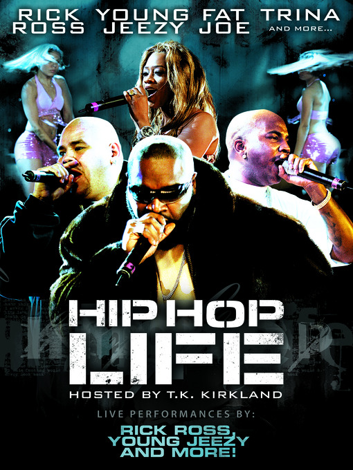 Cover of Hip Hop Life