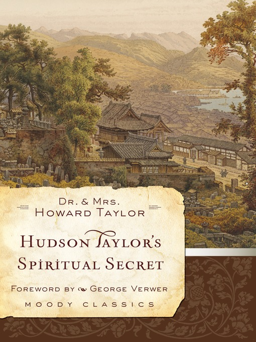 the life and ministry of hudson taylor