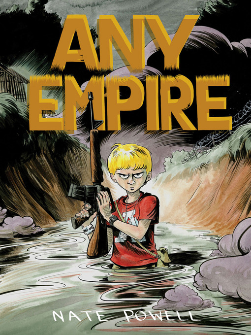 Title details for Any Empire by Nate Powell - Available
