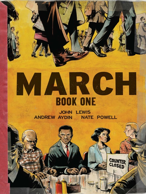 Title details for March by John Lewis - Available