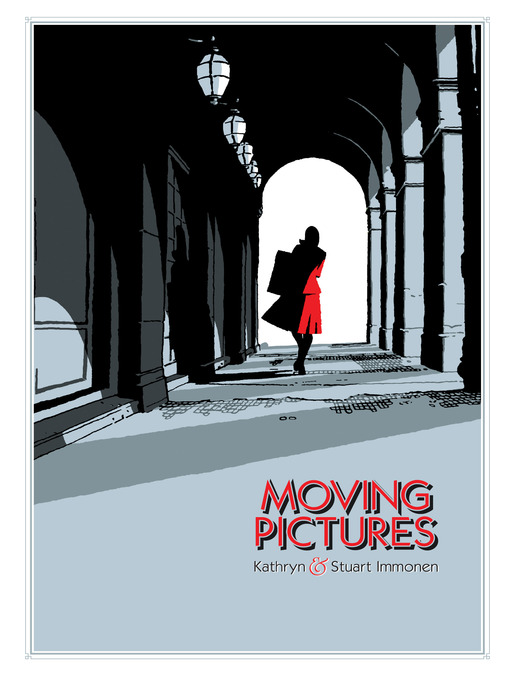 Cover of Moving Pictures