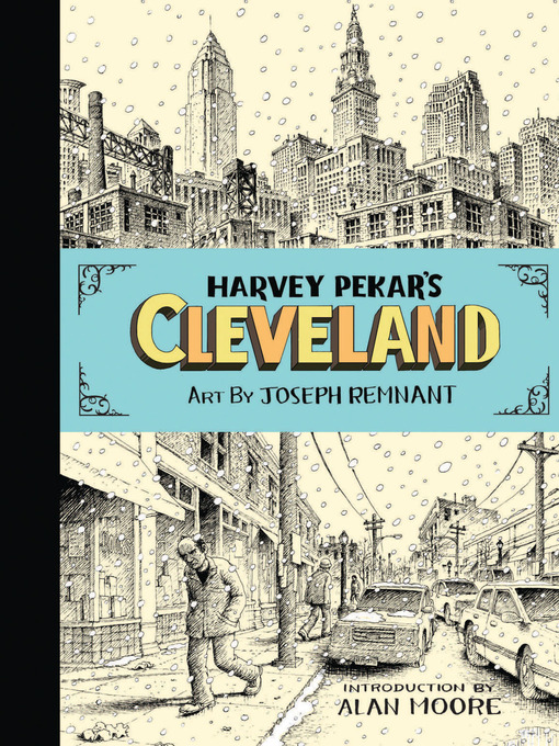 Title details for Harvey Pekar's Cleveland by Harvey Pekar - Available