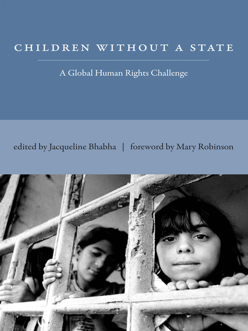 Title details for Children Without a State by Jacqueline Bhabha - Available