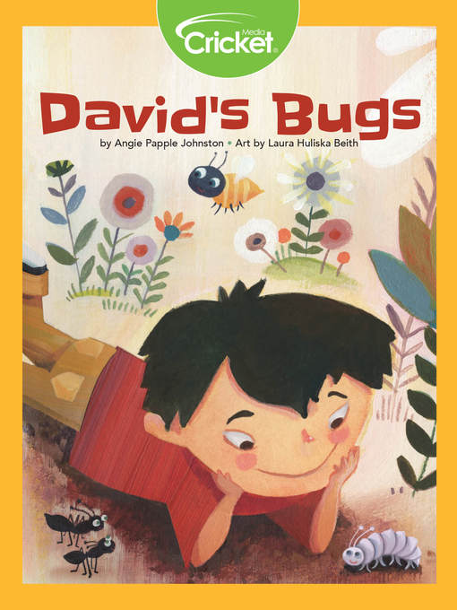 Cover of David's Bugs