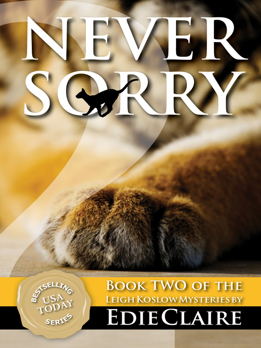 Title details for Never Sorry by Edie Claire - Available