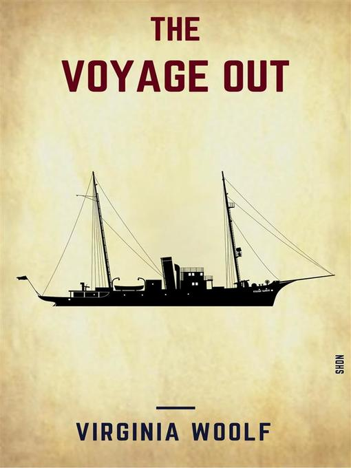 Cover of The Voyage Out (Shandon Classics) [The Books You Must Read Before You Die--#4]