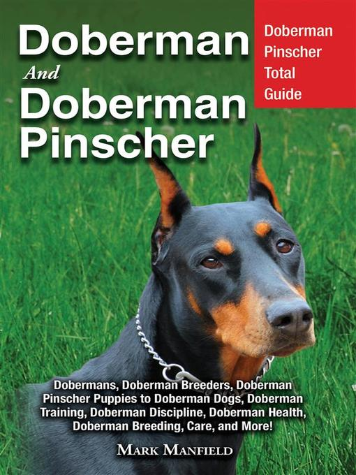 Le Details For Doberman And Pinscher By Mark Manfield Wait List