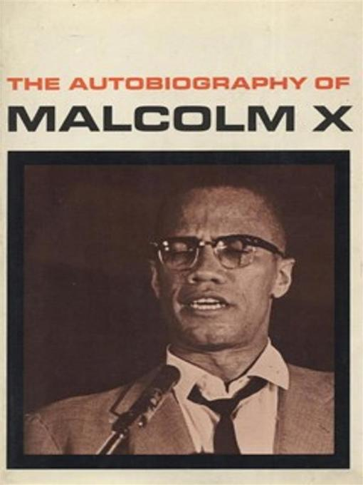 an analysis of the autobiography as told to alex haley The autobiography of malcolm x malcolm x and alex haley buy character analysis malcolm x he also told haley that other things.