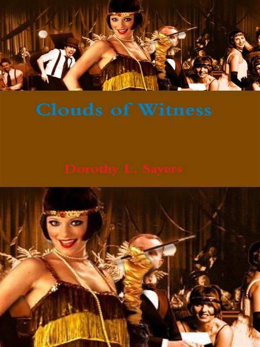 Title details for Clouds of Witness by Dorothy L. Sayers - Wait list