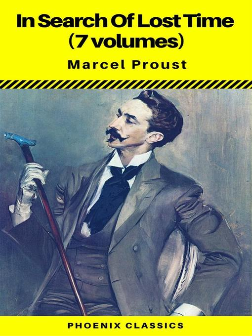 Cover of In Search of Lost Time (all 7 volumes) (Phoenix Classics)