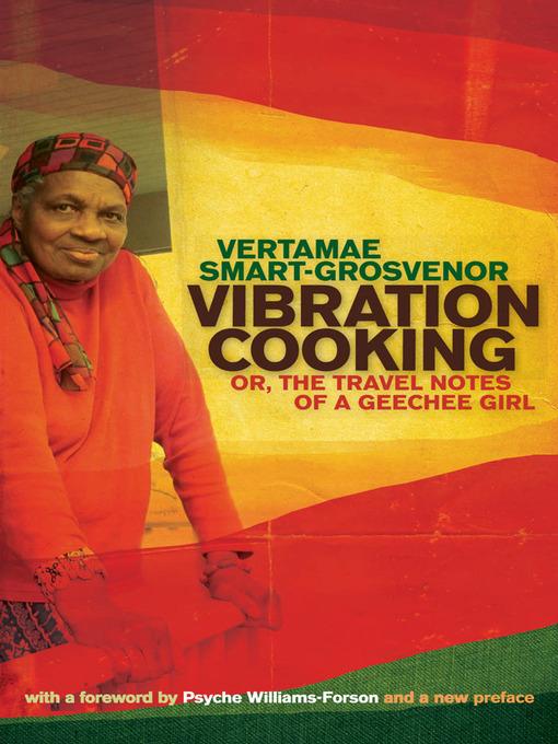 Title details for Vibration Cooking by Vertamae Smart-Grosvenor - Wait list