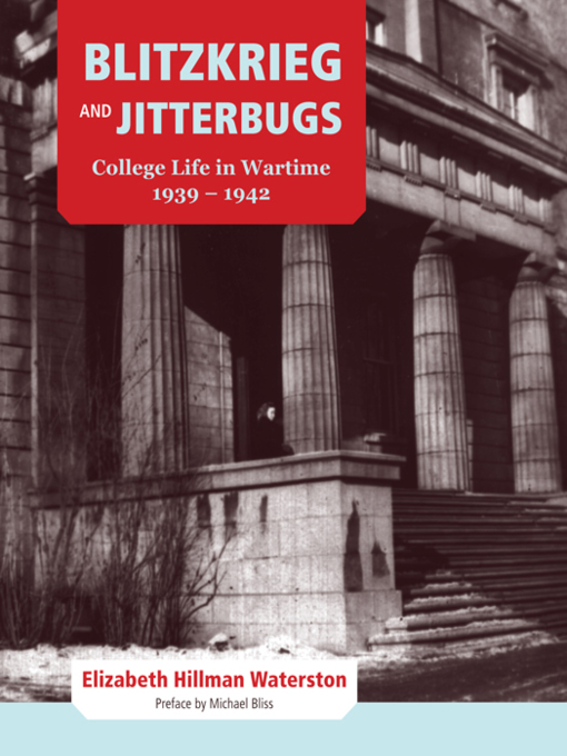 Title details for Blitzkrieg and Jitterbugs by Elizabeth Hillman Waterston - Available