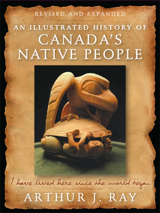 Cover of An Illustrated History of Canada's Native People