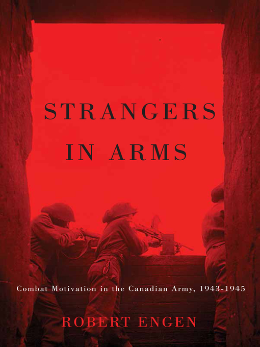 Title details for Strangers in Arms by Robert Engen - Available