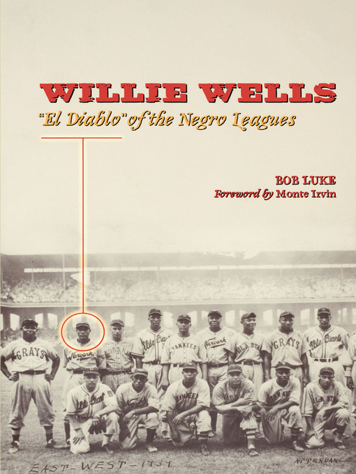 Title details for Willie Wells by Bob Luke - Available