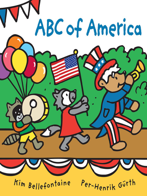 Title details for ABC of America by Kim Bellefontaine - Available