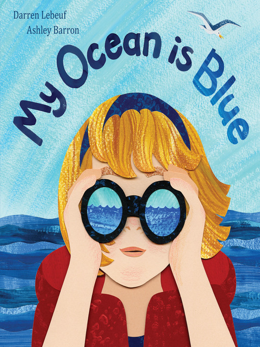 Cover of My Ocean Is Blue