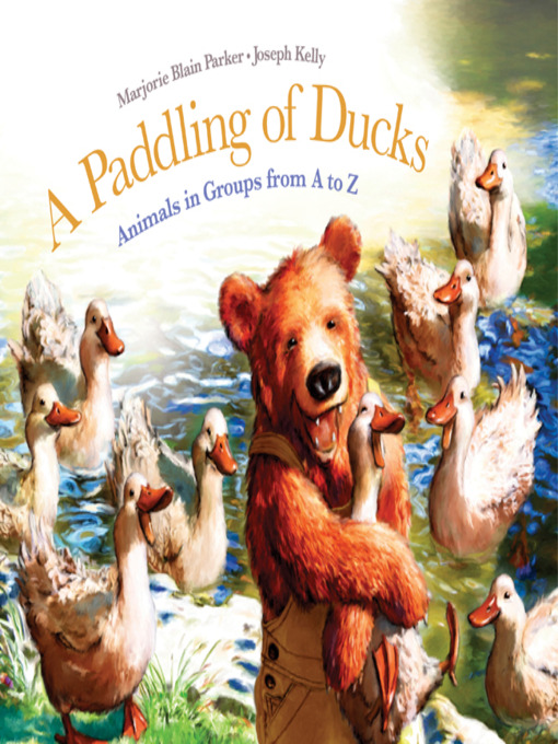 Title details for A Paddling of Ducks by Marjorie Blain Parker - Available