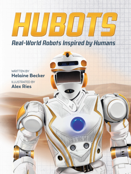Title details for Hubots by Helaine Becker - Available