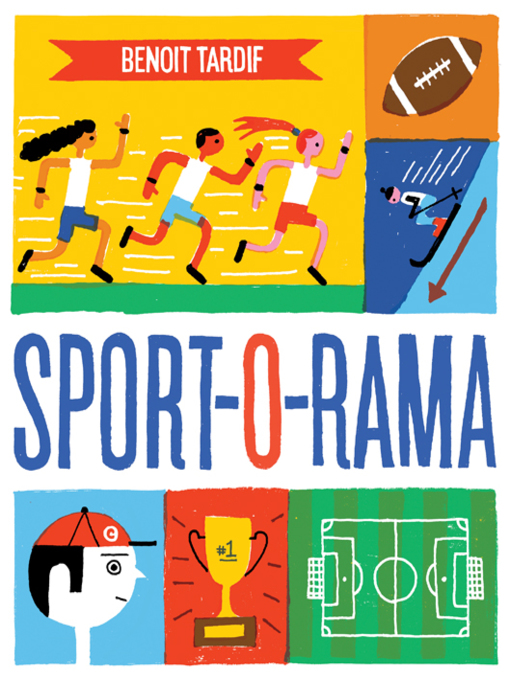 Title details for Sport-O-Rama by Benoit Tardif - Available