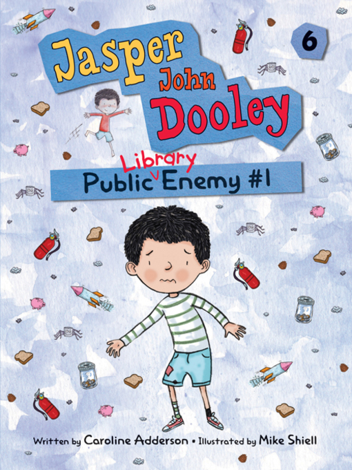 Title details for Public Library Enemy #1 by Caroline Adderson - Available