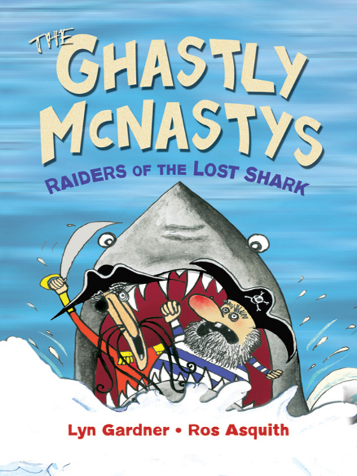 Title details for Raiders of the Lost Shark by Lyn Gardner - Available