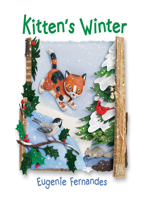 Title details for Kitten's Winter by Eugenie Fernandes - Available