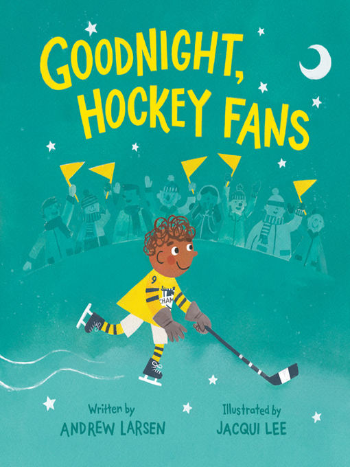 Cover of Goodnight, Hockey Fans