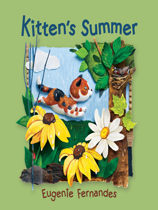 Title details for Kitten's Summer by Eugenie Fernandes - Available