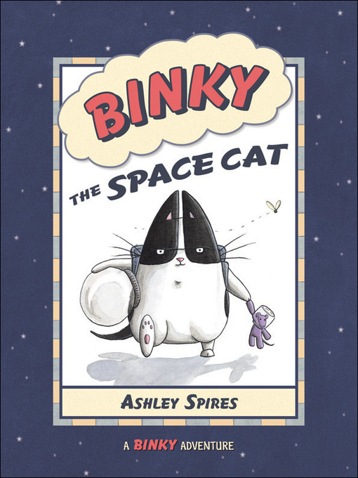 Binky Adventure  by Ashley Spires