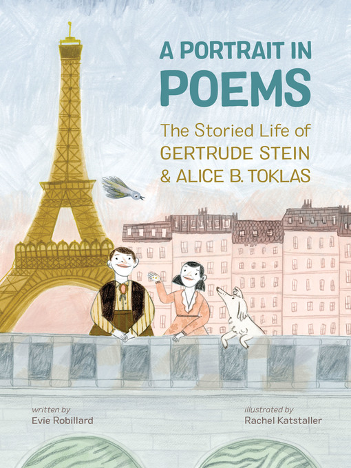 Title details for A Portrait in Poems by Evie Robillard - Available