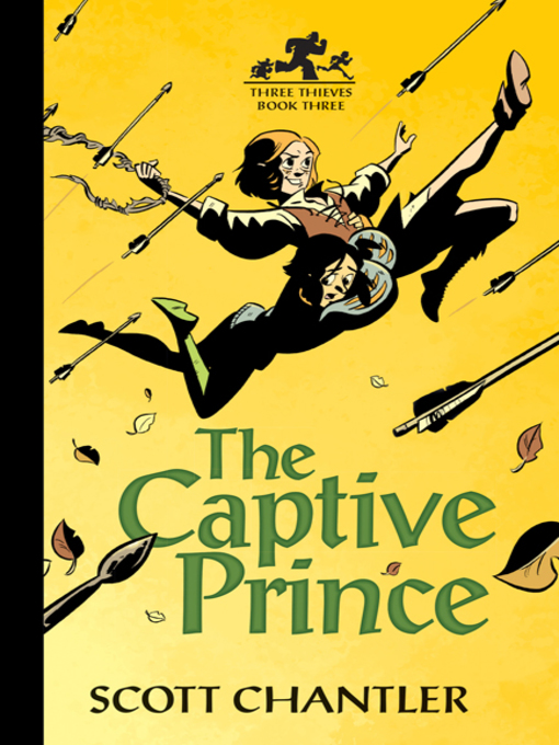Title details for The Captive Prince by Scott Chantler - Available