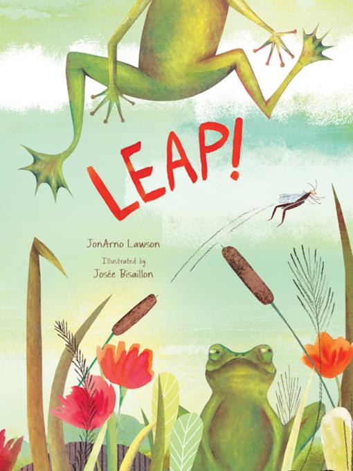 Title details for Leap! by JonArno Lawson - Wait list